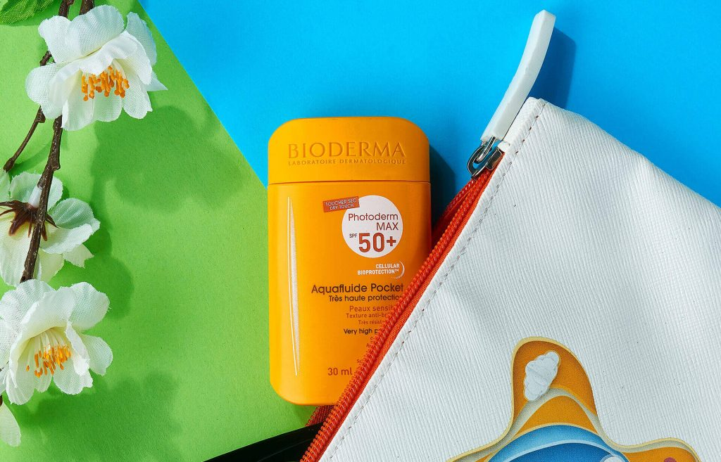 Photoderm Max Aquafluid Pocket SPF 50+