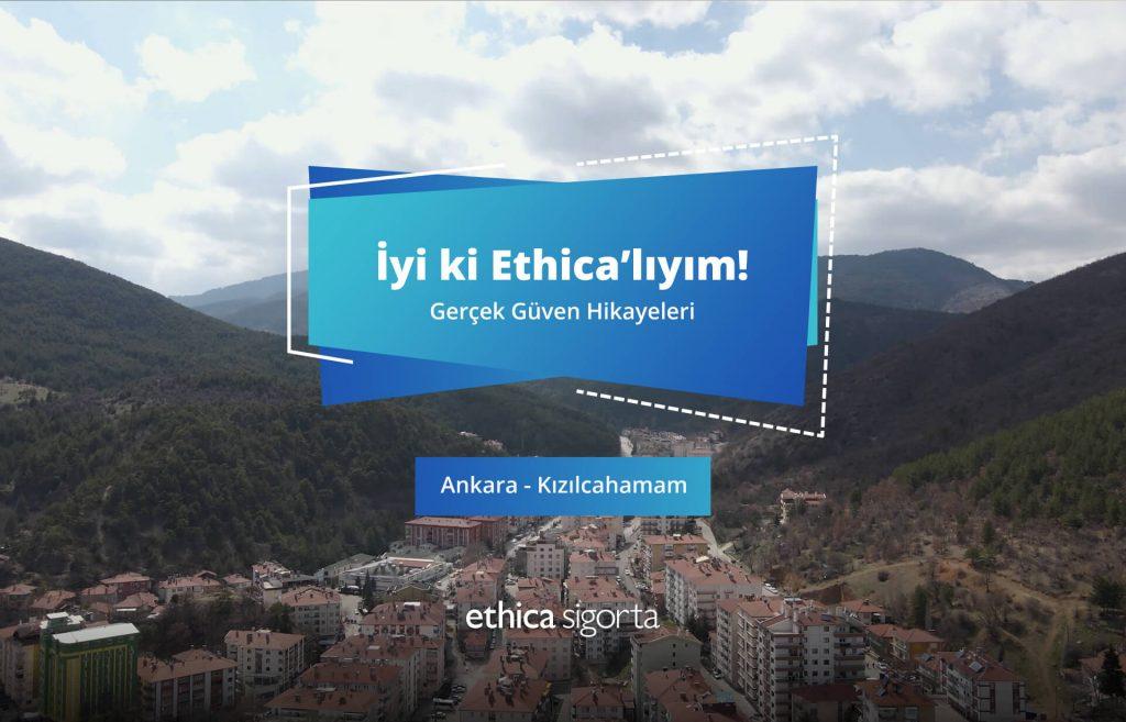 İyi ki Ethica'lıyım | Kızılcahamam
